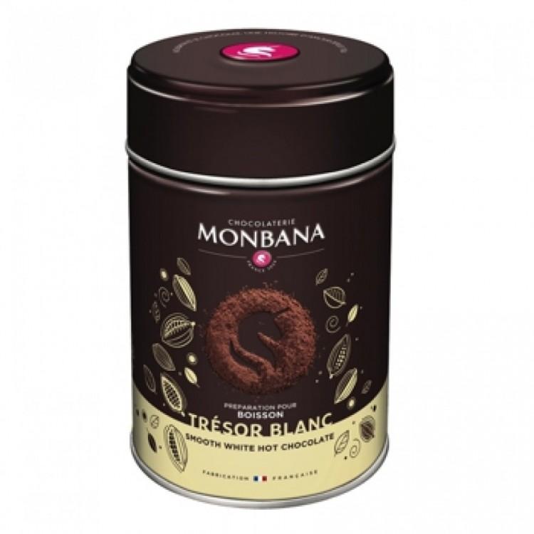 Monbana Trésor White Chocolate Powder