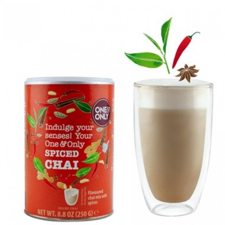 One & Only Chai Powder Spiced